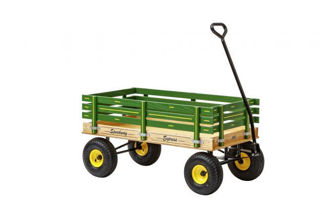 500 childrens wood wagon