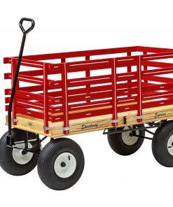 630 childrens pull wagon