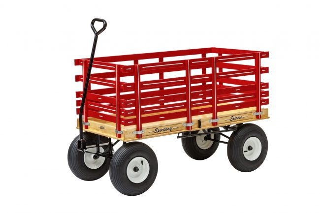 630 childrens pull wagon