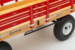 630 childrens wood wagon