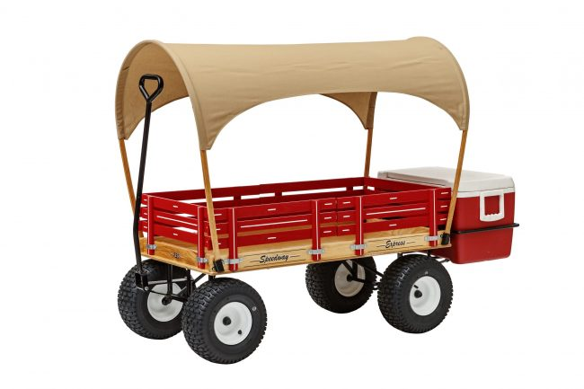 830 heavy duty play wagon