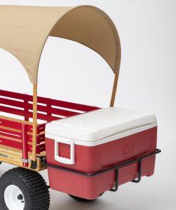 830 turf wheel wagon