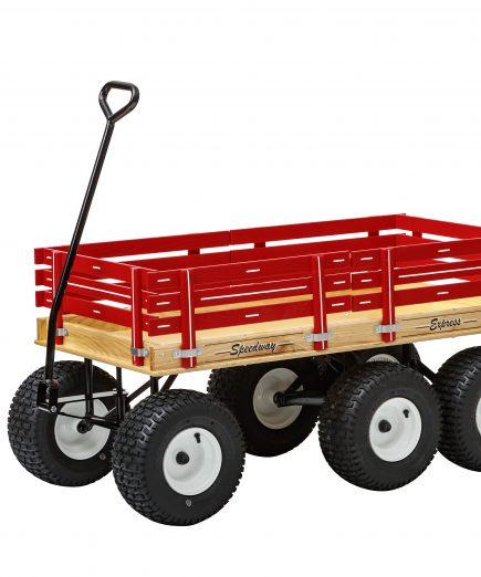 860 tandem wagon