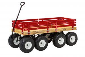 870 double tandem wagon