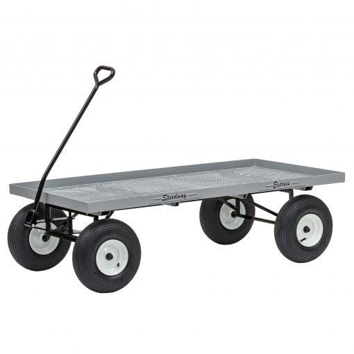 980 metal utility wagon