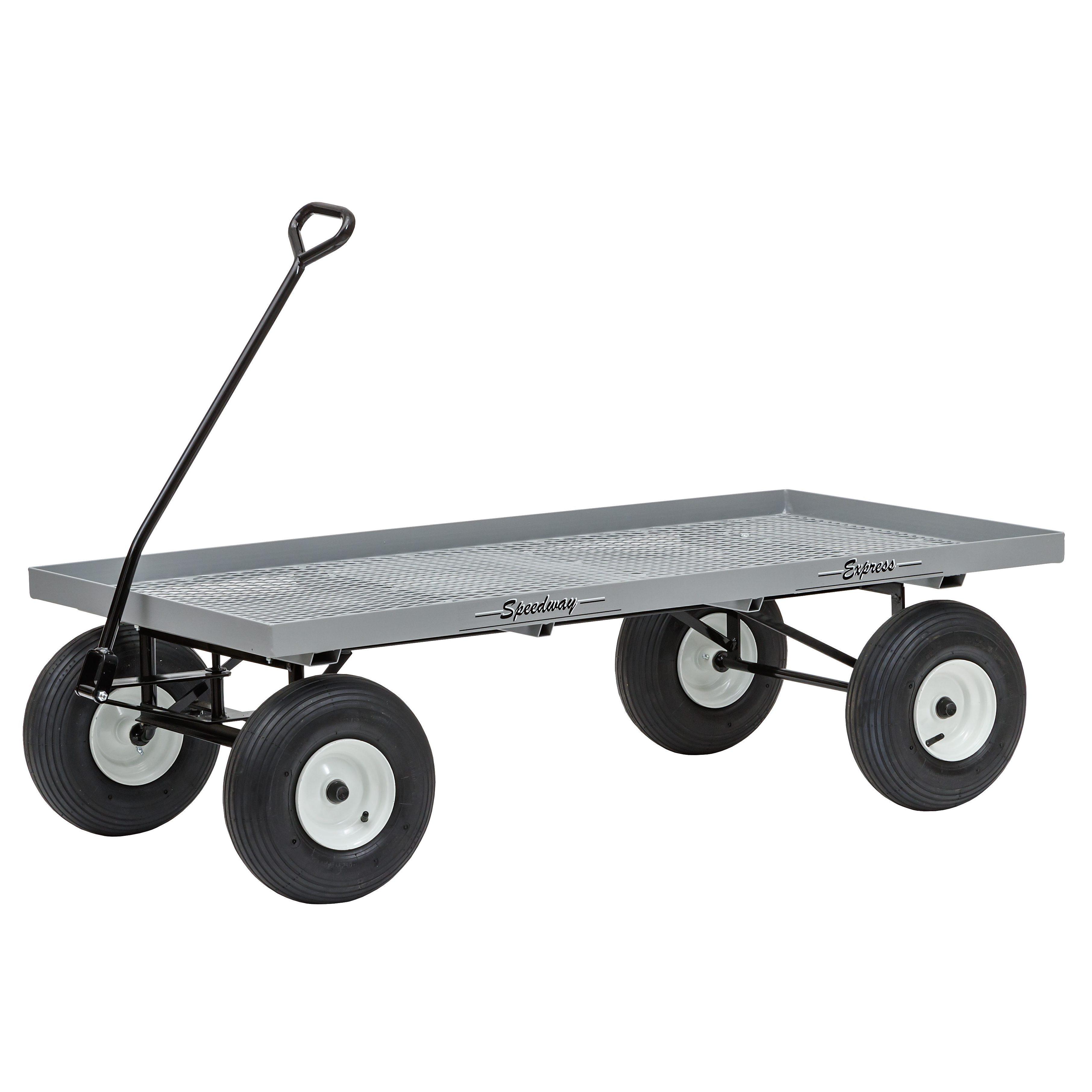 Speedway Express Heavy Duty Farm Wagon Lapp Wagons