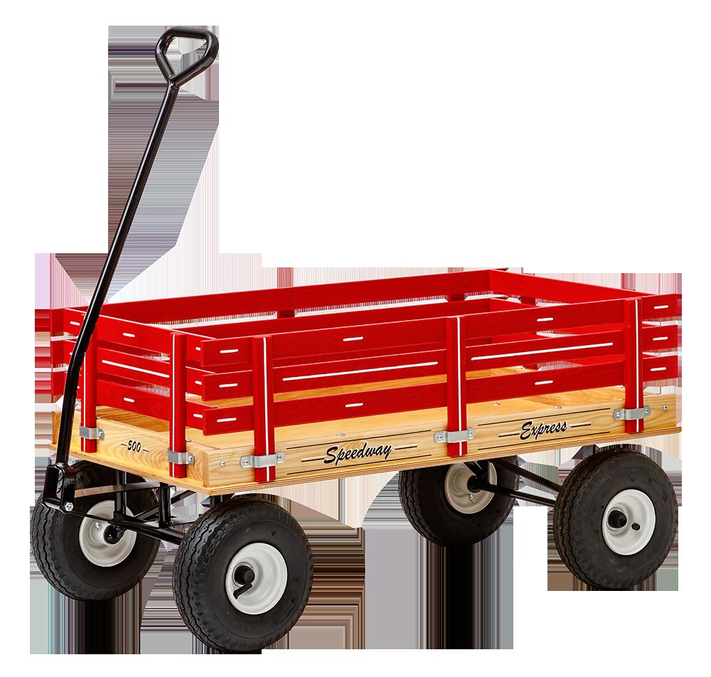 500 lapp wagons