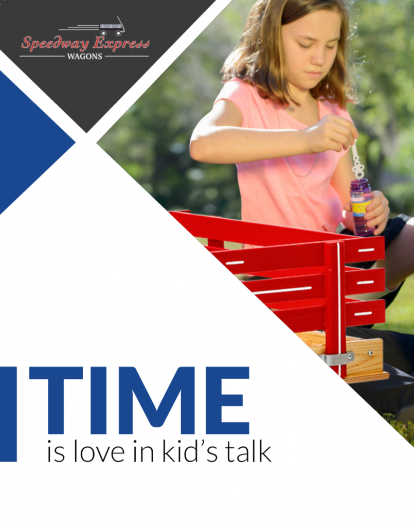 kids wagon catalog cover