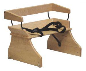 lapp wagon deluxe maple seat