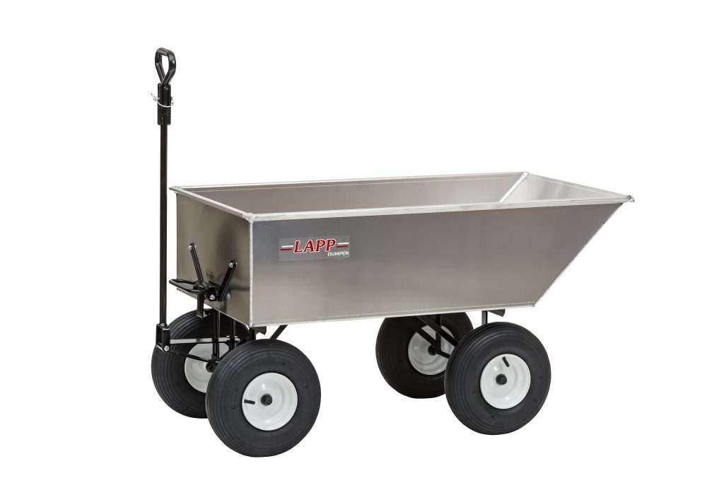 lapp wagons garden cart