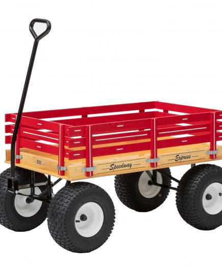 wooden wagon speedway express