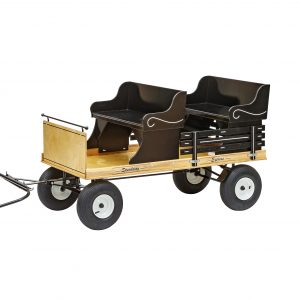 2 seats pony wagon 910 pr2