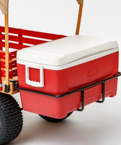 lunch box igloo holding bracket for wagon 2