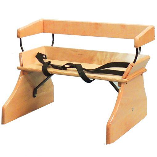 maple seat option for a backyard wagon 2