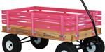 pink wagon siderails