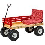 wagon cushion seat pad for children