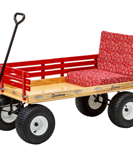 wagon cushion seat pad for children