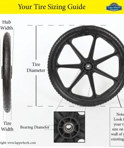poly spoke wheel diagram