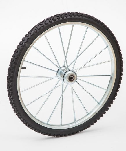 24 inch air spoke replacement wheel for carts 24spair58hd