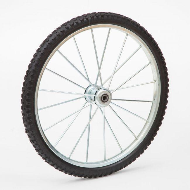 24inch air spoke cart wheel 24spair34hd