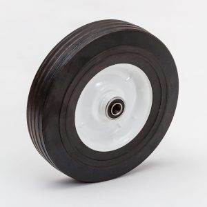 "10"" Hard Rubber Wheel"