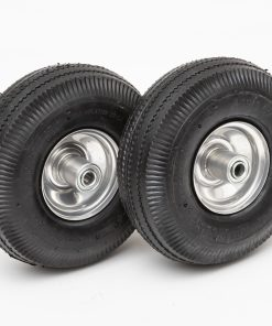 10225swlc 10 4 economy pneumatic wheel 4 10 3 50 4 sawtooth 4 ply 2 25 oc lawn handtruck tire