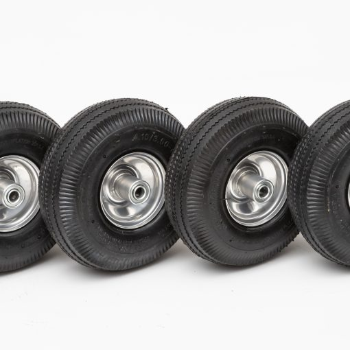 10225swlc 10 4 economy pneumatic wheel 4 10 3 50 4 sawtooth 4 ply 2 25 oc replacement dolly tire