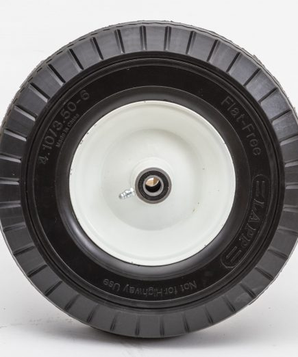 13ff30c 58 13 flat free wheel 3 50 6 sawtooth 3 25 oc utility barrow tire