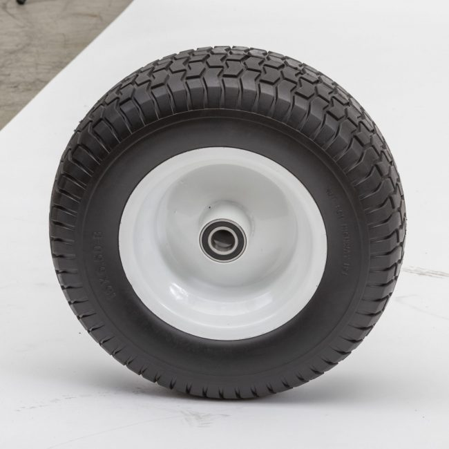 16ff4ct1 16 flat free wheel 166 50 6 turf 4 lawn washer tire