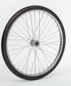 Flat Free Wire Spoke Wheel