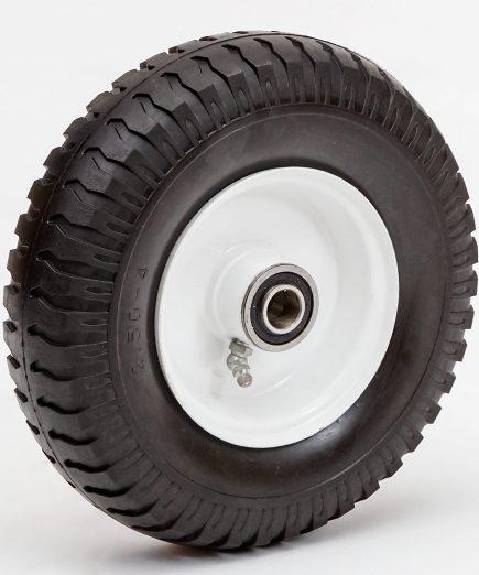 "8.5"" Flat Free Wheel"