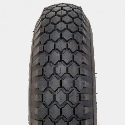 tread for drive shaft wheels