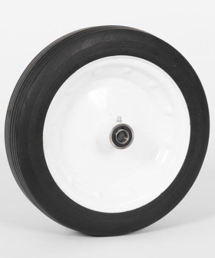 12+3.00 Ribbed Hard Rubber Hand Cart Wheels