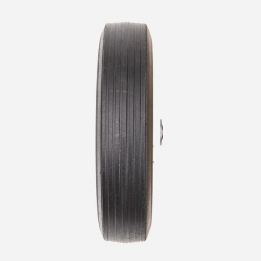 12+3.00 Ribbed Hard Rubber Wheels
