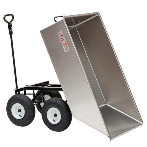 10 cubic ft dumper wagon