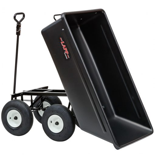 10 cubic ft garden wheelbarrow
