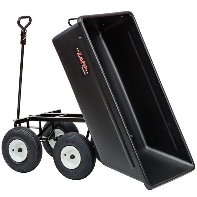 10 cubic ft garden wheelbarrow