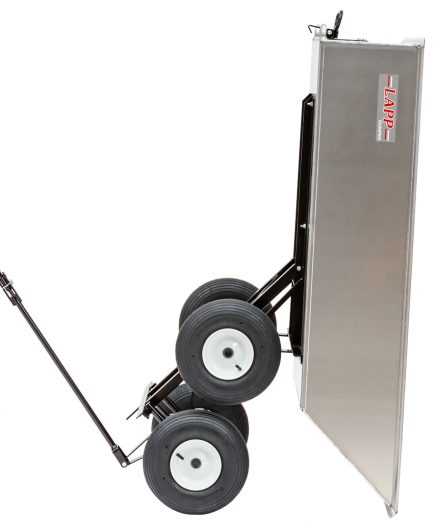 15 cubic ft dumper cart
