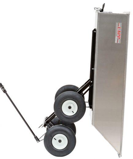 15 cubic ft dumper cart