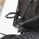 dump cart lift handle