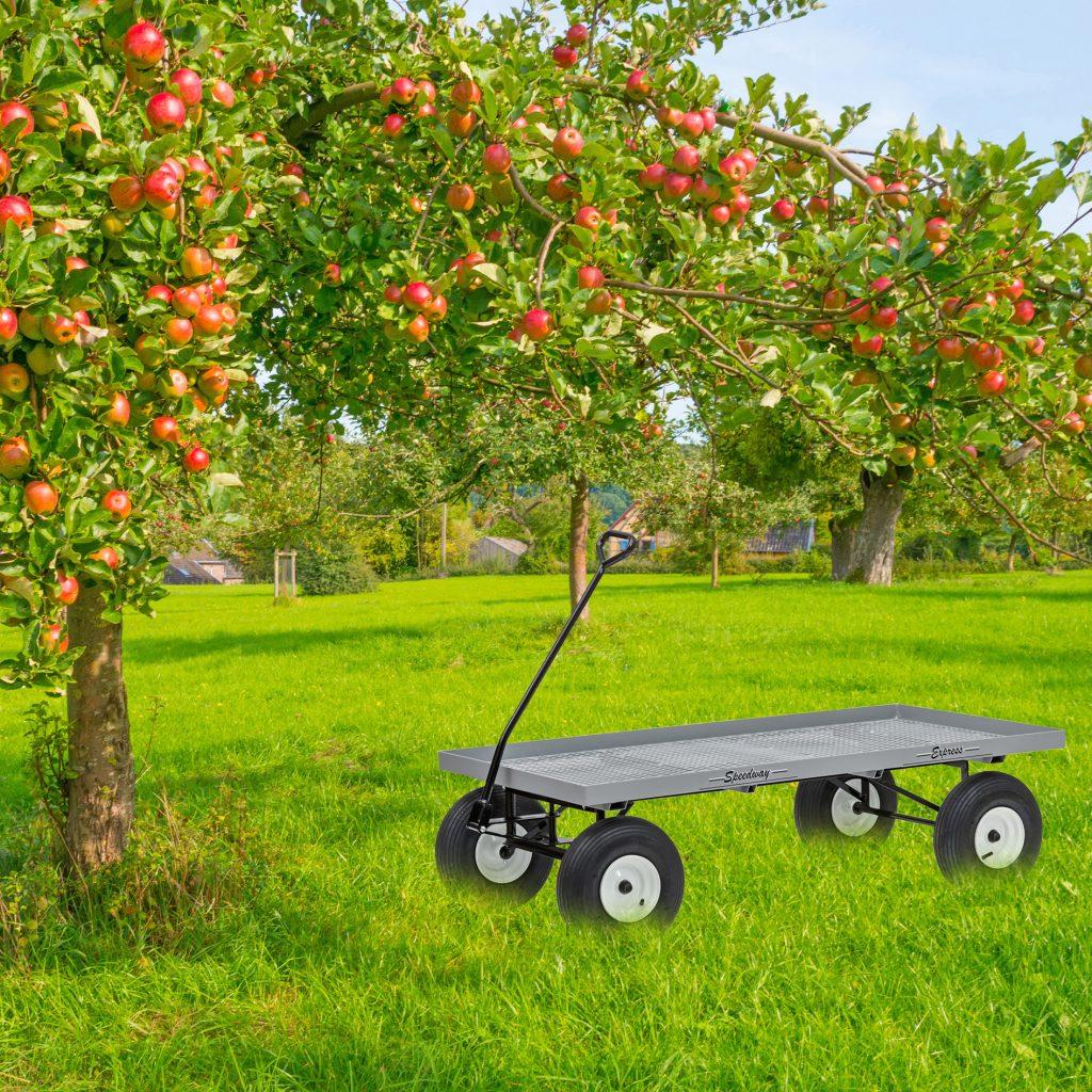 farm work wagon