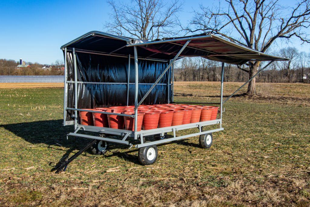 produce work wagons