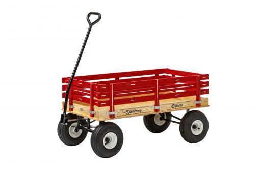 pumpkin wagon 500