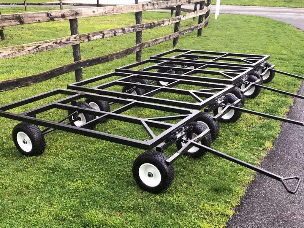flat wagon cart options
