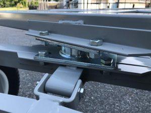 flat wagon cart steering