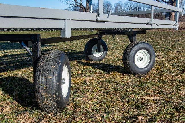 produce wagon wheels