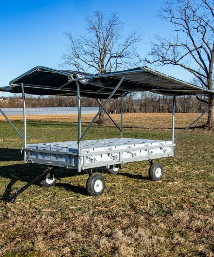 produce wagon with canopy