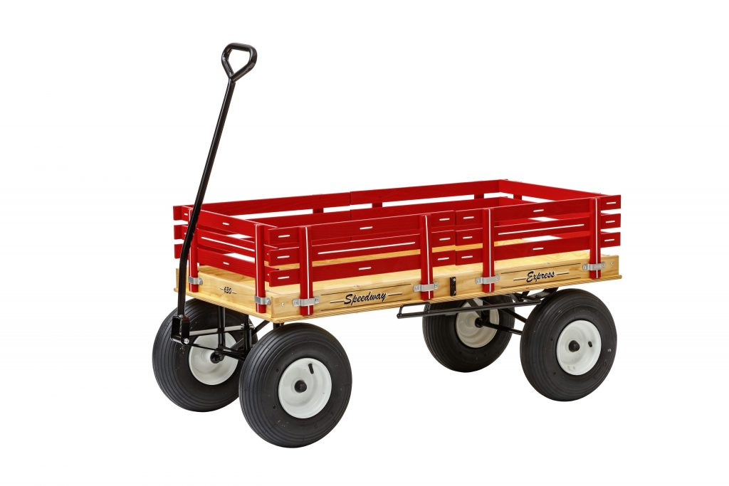 best jumbo wagon for kids