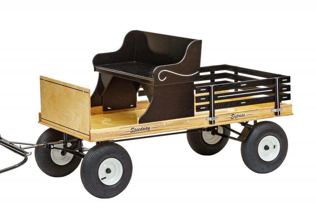 best wagon for kids who play outdoors