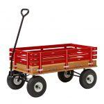 large wagon with poly bed